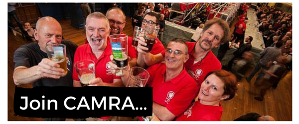 Join Oxford Camra